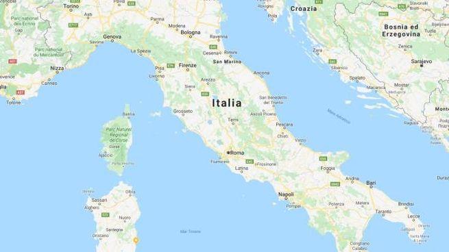 Cartina Italia Google Maps.Tracciati Da Google La Piazzetta