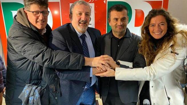 Primarie Pd in Puglia: sfida a quattro (Ansa)