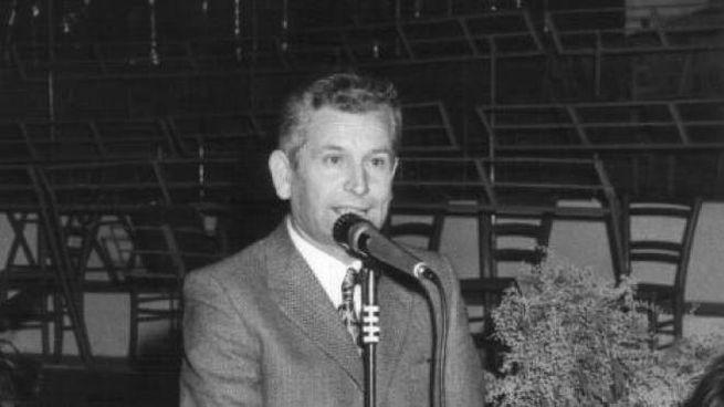Lido Giomi negli anni in cui fu sindaco