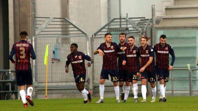 Reggiana Ravenna 3-1 (FotoRastelli)