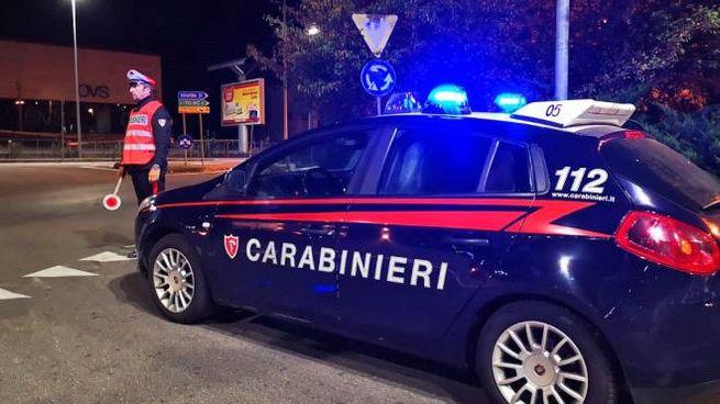 Controlli dei carabinieri (Torres)