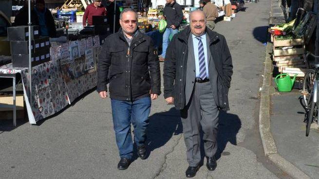 Il sindaco Fagioli e l'assessore Strano hanno escogitato una via d'uscita