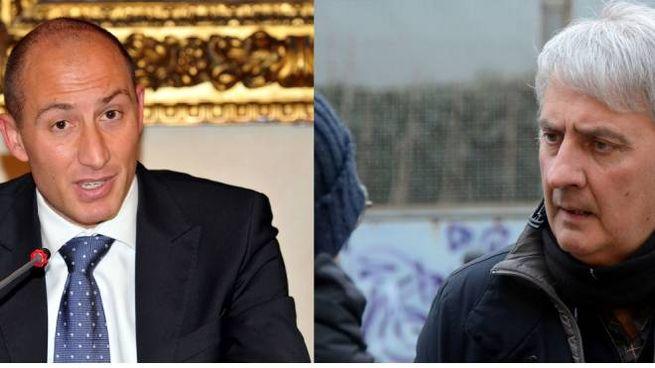 Mauro Gattinoni candidato Pd e Corrado Valasecchi