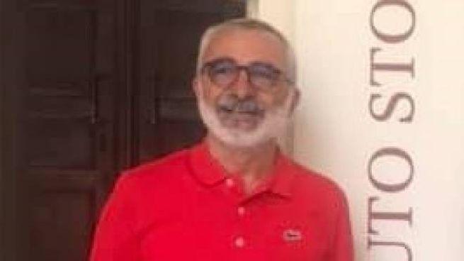 Fabio Tomasetti, 65 anni,per tanti anni dirigente della Provincia