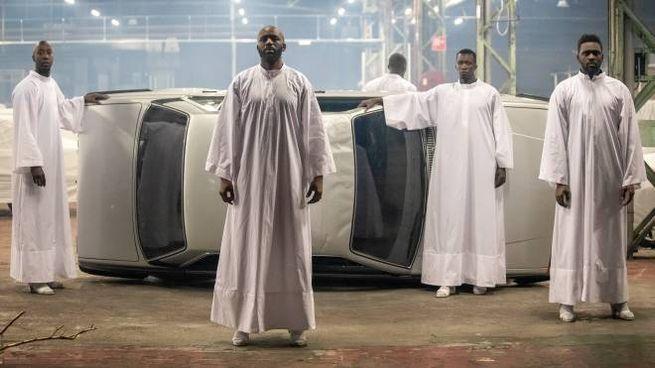 La prima italiana de 'La vita nuova' di Romeo Castellucci si terrà negli spazi del DumBo