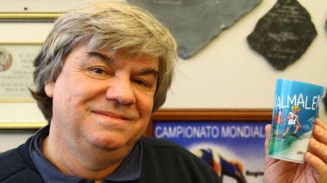 Il direttore del Consorzio turistico di Valmalenco e Sondrio, Roberto Pinna