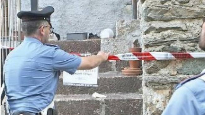 I carabinieri mettono i sigilli