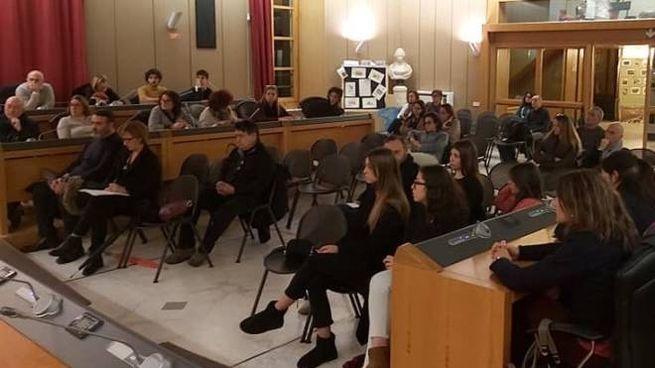 L'incontro in Provincia fra genitori, studenti e tecnici e presidente dell'Ente