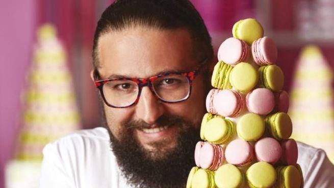 Roberto Rinaldini, il pastry chef riminese che si è aggiudicato 3 Torte nella Guida 2020
