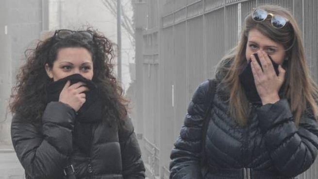 Le polveri sottili stanno soffocando l'Emilia Romagna