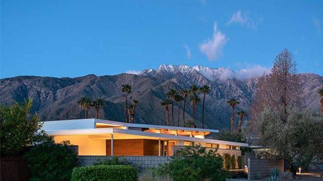 Una casa che coniuga design e sostenibilità