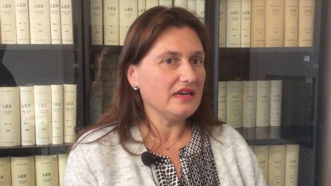Wanda Ginestroni (da un video di Valdarno Post)