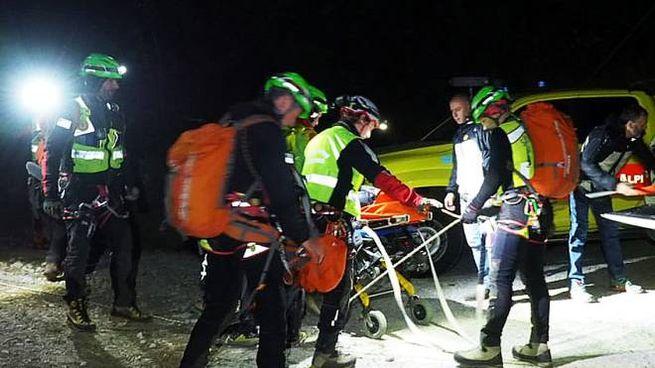 Per cercare il pensionato scomparso in azione anche il Soccorso alpino