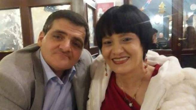 Claudio Furlan e Rita Di Majo