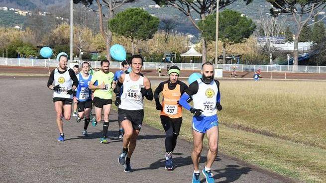 La corsa di Montecatini (foto Regalami un sorriso onlus)