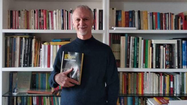 Lo scrittore Enrico Fovanna