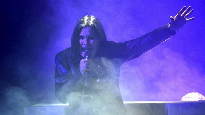 """Ozzy Osbourne: """"Ho il morbo di Parkinson"""" (Ansa)"""