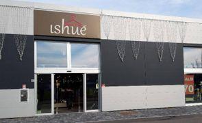 La sede di Ishué che è finita nel mirino di una banda di professionisti