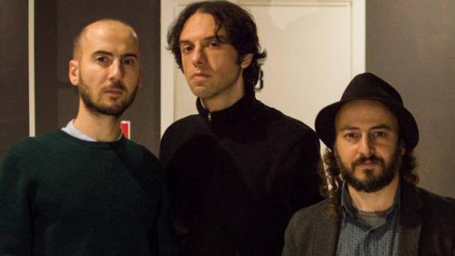 I tre protagonisti di Tango y Poema