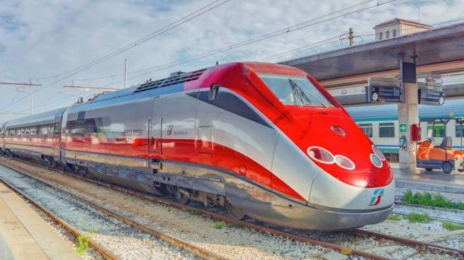 Viaggiare in treno è spesso più veloce che in aereo e inquina meno