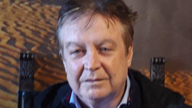 """Gualserio Zamperini, 64 anni, storico consocio del """"Gran Caffè San Marco"""""""