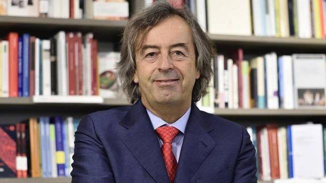 Roberto Burioni, professore di microbiologia e virologia al San Raffaele di Milano (Ansa)