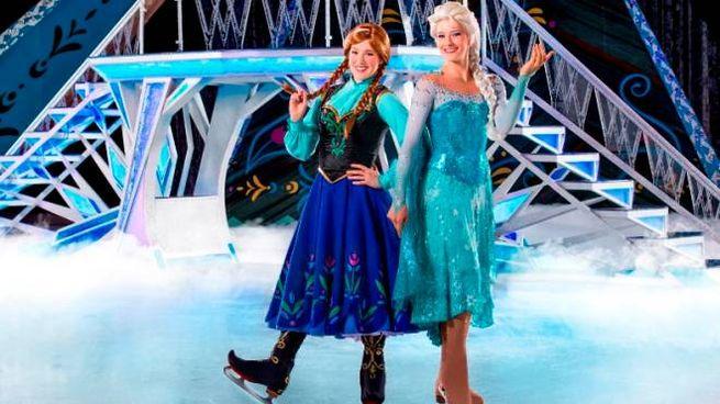 'Frozen On Ice'