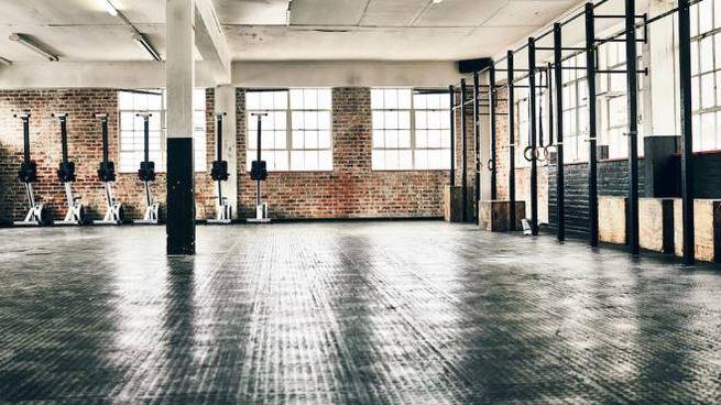 Sport indoor in inverno
