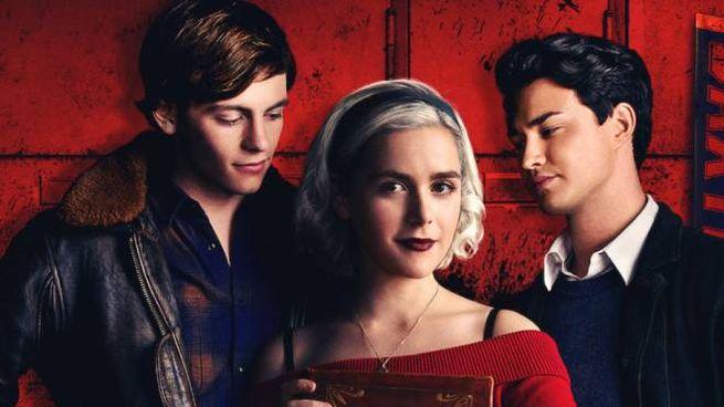 Dettaglio del poster della serie TV - Foto: Netflix
