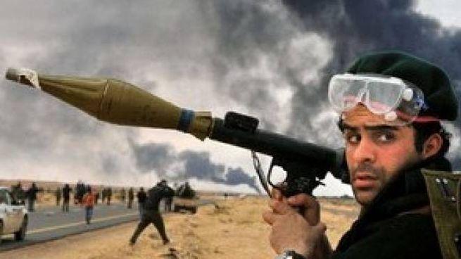 In corso la guerra civile in Libia tra fazioni appoggiate da Paesi stranieri