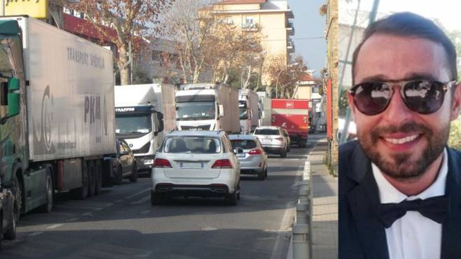 Inferno in A14 e sulla statale, Raniero Nepa annuncia la causa