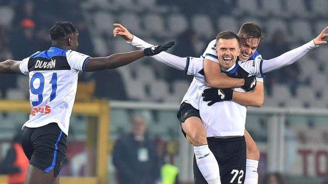 Serie A I Risultati Del Sabato Classifica Aggiornata Sport Calcio Quotidiano Net
