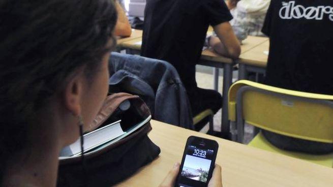 ll caso è nato nella chat dei genitori degli alunni di una prima media (foto d'archivio)