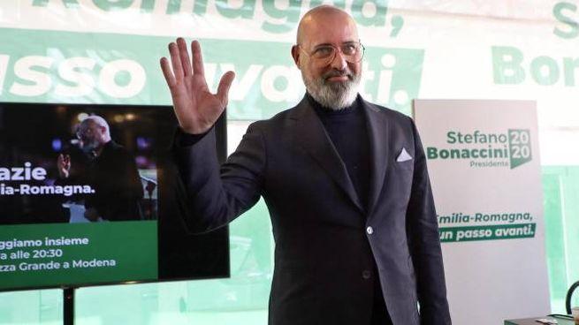 Il governatore dell'Emilia Romagna Stefano Bonaccini (Ansa)