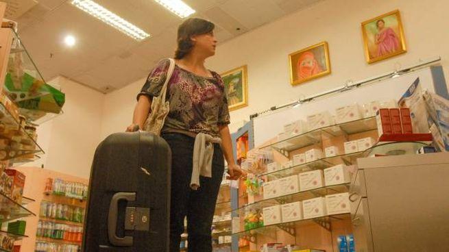 La farmacia di Malpensa: sono in arrivo altre cinquemila mascherine