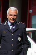 Il comandante Stefano Faso