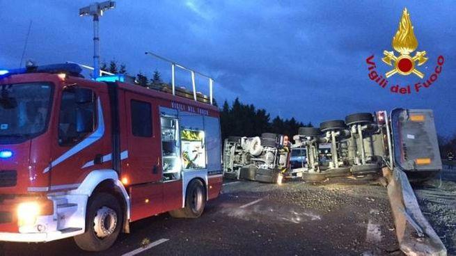 Incidente sulla E45