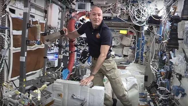 Uno screenshot del video - Foto: ESA