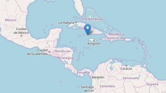Terremoto di magnitudo 7.7 tra Cuba e la Giamaica (Ansa)