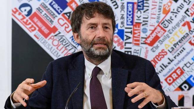 Dario Franceschini (Imagoeconomica)