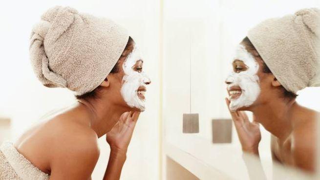 Maschera per il viso da fare in casa