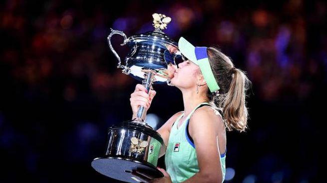 Australian Open, Sofia Kenin campionessa (Ansa)