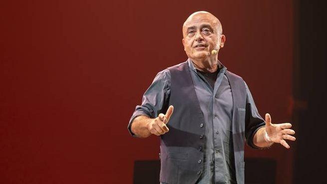 Paolo Cevoli (foto Maurizio Tagliatesta)