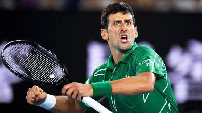Australian Open, Novak Djokovic (Ansa)