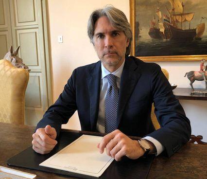 L'avvocato Luca Giacopuzzi, titolare dell'omonimo studio con sede a Verona