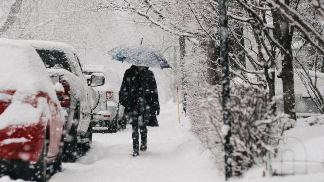 Previsioni del tempo, neve in arrivo in alcune zone d'Italia (foto iStock)