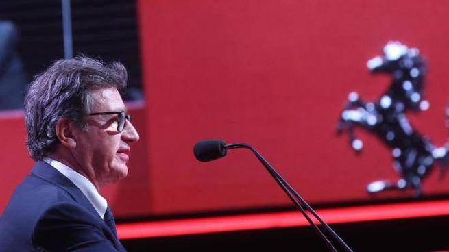 Louis Camilleri, ad della Ferrari