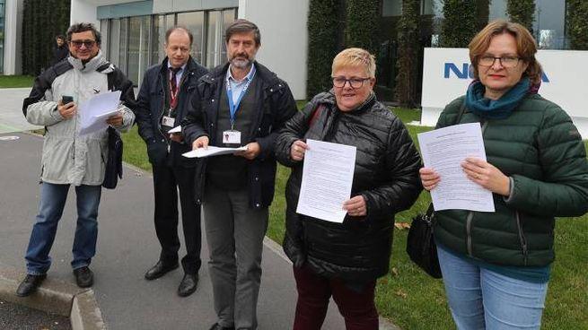 Lavoratori Nokia