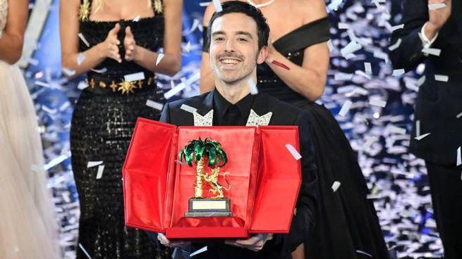 Diodato vince il Festival di Sanremo 2020 (Ansa)