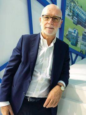 Gian Paolo Negrisoli, amministratore delegato di Flamma Spa